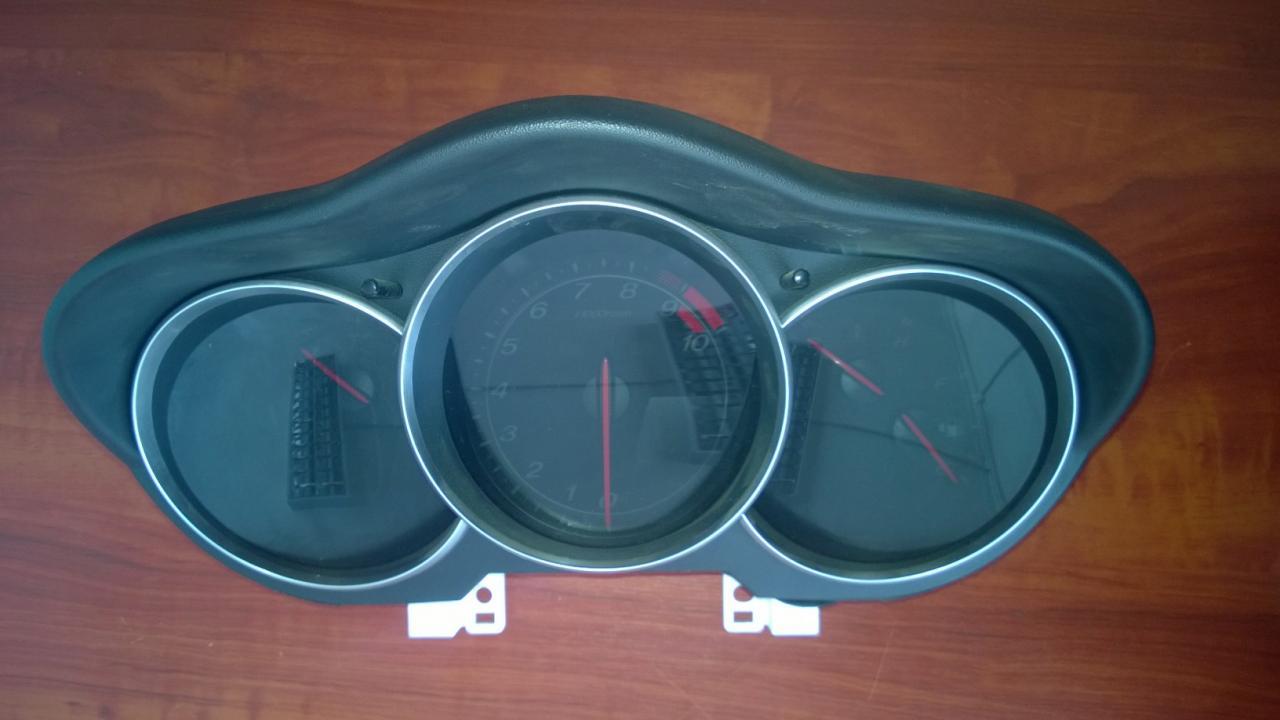 Щиток приборов - Автомобильный спидометр FSFE31B FS FE31 B Mazda RX-8 2007 2.6