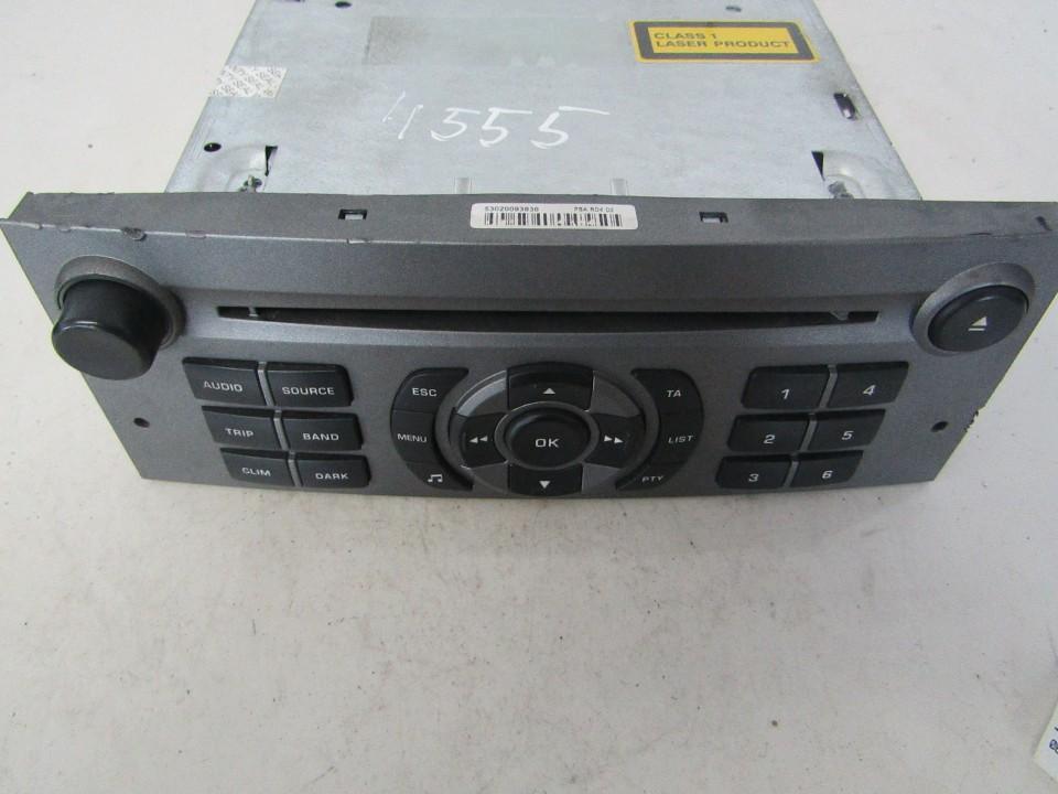 Automagnetola 53020093836 53020093836 ,  Peugeot 407 2005 2.0