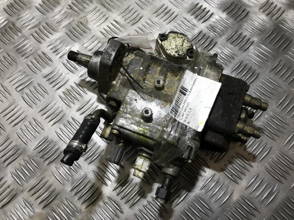 Kuro siurblys 8971852422 131700-0011 Opel CORSA 2007 1.2