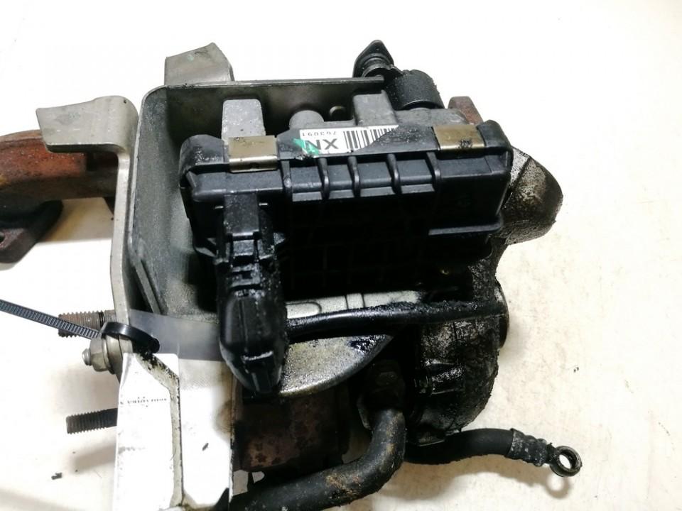 Turbinos valdymas BMW X3 2006    2.0 712120