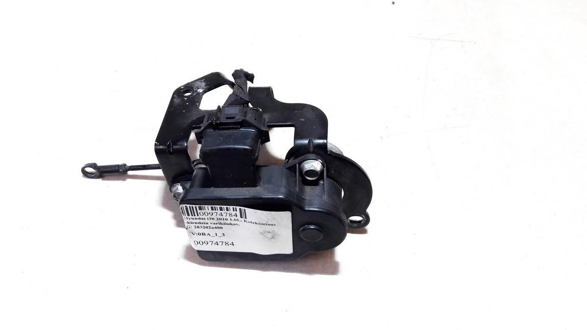 Kolektoriaus sklendziu varikliukas Hyundai i30 2010    1.6 283202a400